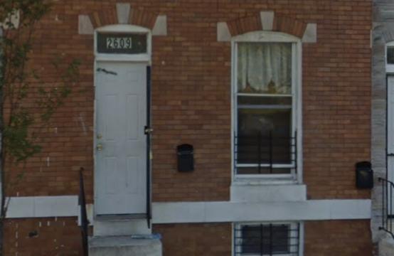 2609 West Fayette Street